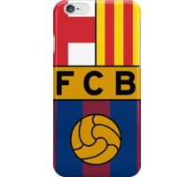 FCBarcelona iPhone Case/Skin