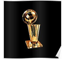 NBA Champion Trophy - SMILE DESIGN Poster