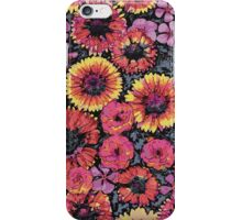 Floating Flowers iPhone Case/Skin