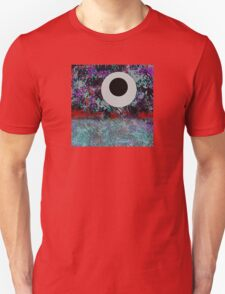 Unique Moon Design Landscape Unisex T-Shirt