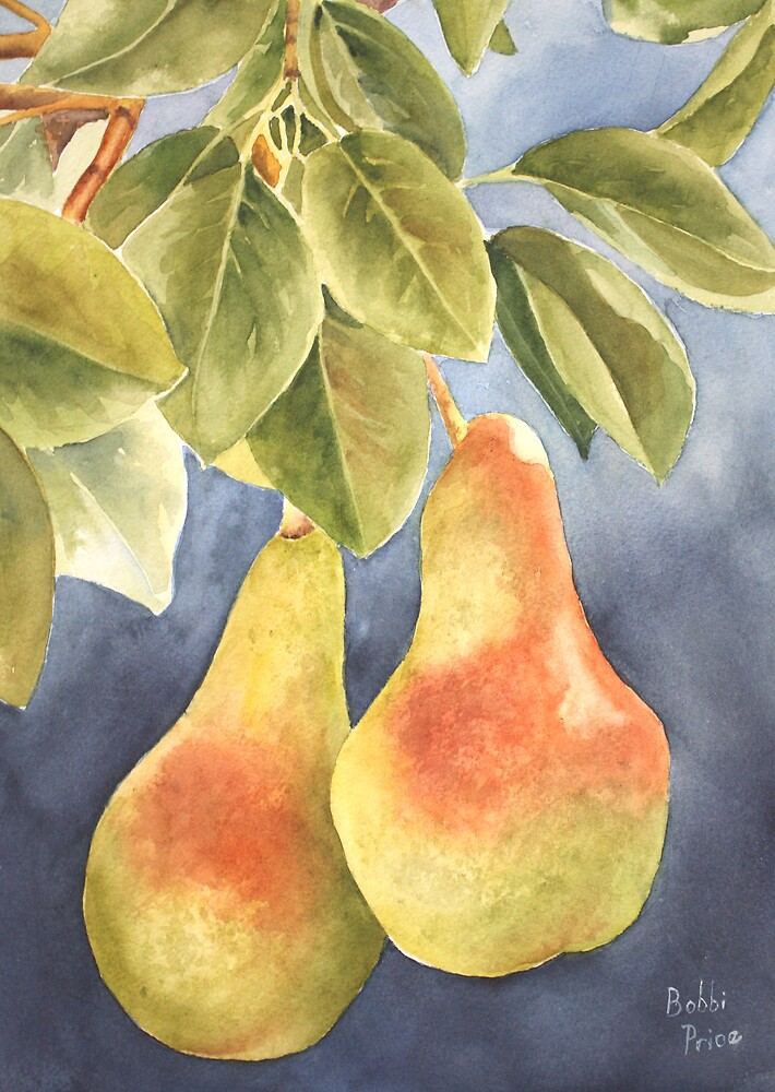 A Pair of Pears by Bobbi Price