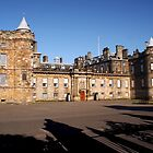 Holyrood Palace, Edinburgh by roll6pics