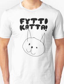 FYTTI KATTA!! Unisex T-Shirt