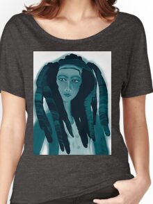 reggae profile Women's Relaxed Fit T-Shirt