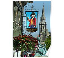 Deacon Brodie's Tavern, Edinburgh Poster