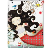 How far are you gonna go? iPad Case/Skin