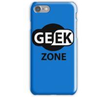 GEEK ZONE - Computer iPhone Case/Skin