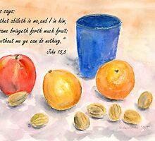 Much Fruit by Caroline  Lembke