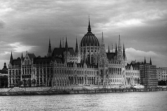 The Parliament by hynek