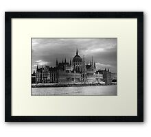 The Parliament Framed Print