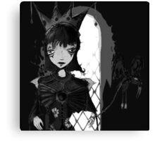 Return to the Shadows~ Canvas Print