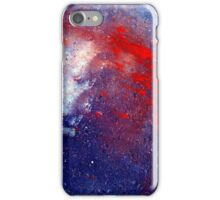 Simply Red!  Stars iPhone Case/Skin