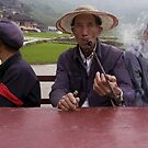 Chine - Xijiang - World's people by Thierry Beauvir