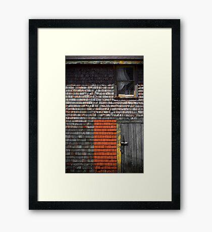 Idyllic Framed Print