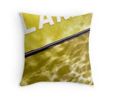 Waterworld Throw Pillow