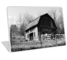 Out Behind The Barn Laptop Skin