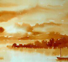 Sunset, West Cork by Neil Beardmore
