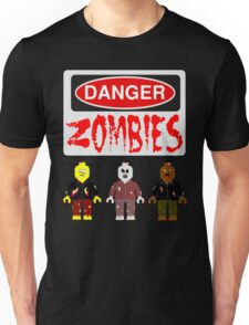 DANGER ZOMBIES Unisex T-Shirt