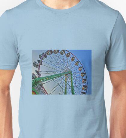 San Matteo Fair - Ferris Wheel Unisex T-Shirt