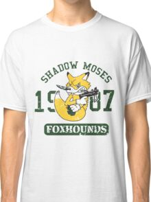 Shadow Moses Fox Hounds Classic T-Shirt