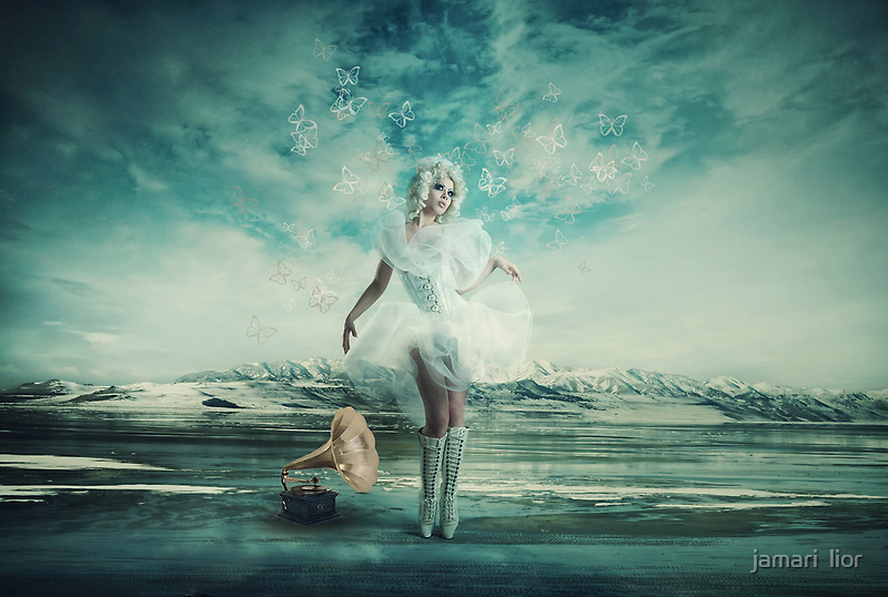 ICE IN JULY by jamari  lior