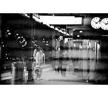 The Illusion of Time Photographic Print