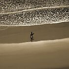 surfer by Naomi Hayes