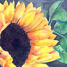 Sunflower by arline wagner