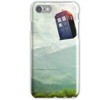 The Doctor is Out There iPhone Case/Skin