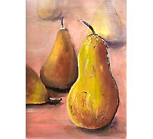 The sublime pear Photographic Print