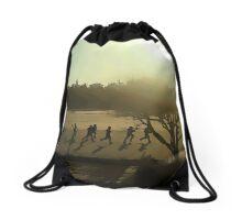 Morning Joggers Drawstring Bag