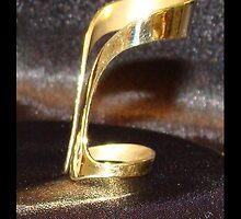 'Restraint' unjoined ring by PhoenixDesigns