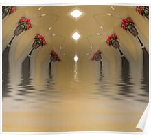 The Flooded Room Poster