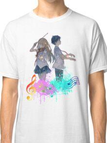 Shigatsu wa kimi no uso Classic T-Shirt