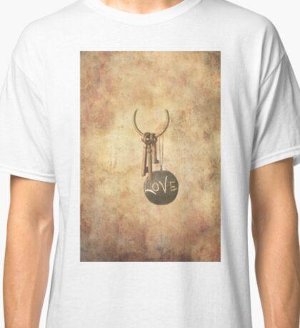 Keys To Love Classic T-Shirt