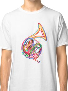 French horn Classic T-Shirt