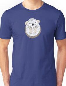 A Family of Hedgehogs Unisex T-Shirt