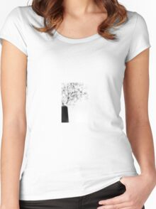Soft Touch Women's Fitted Scoop T-Shirt