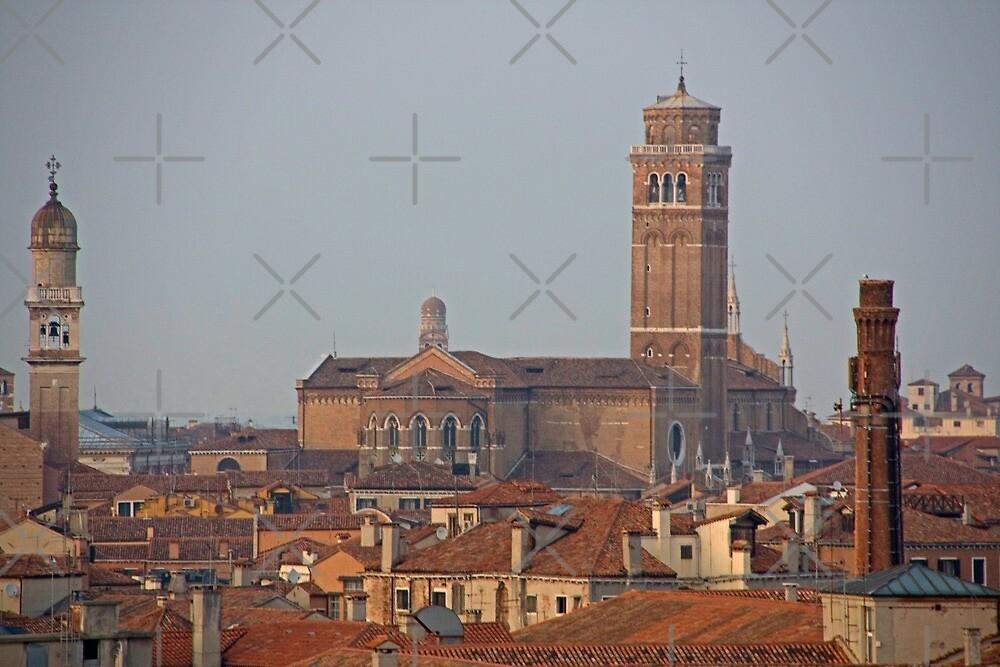 Santa Maria Gloriosa dei Frari by Tom Gomez