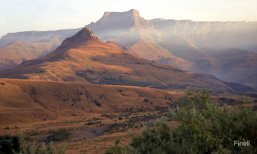 Quot Golden Amphitheatre Mount Aux Sources Drakensberg Quot By