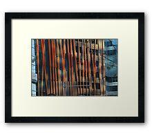 Modern Architecture Framed Print