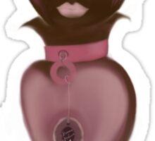 Human Prefume Sticker