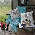 Tea on the Verandah by snefne