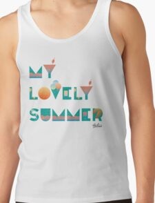 My lovely summer  T-Shirt
