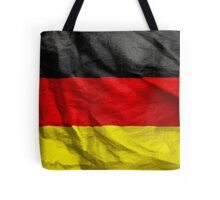 German Flag Tote Bag