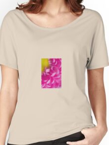 Dancing Petals Women's Relaxed Fit T-Shirt