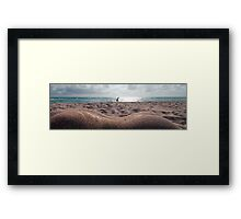 Sand Dunes, a Nude by Chris Maher #8660-RCB Framed Print