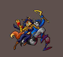 Sly Cooper and Camelita Fox Unisex T-Shirt