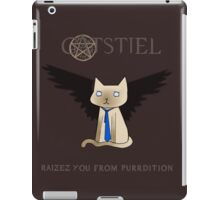Supercatural iPad Case/Skin