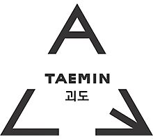 Shine taemin danger Photographic Print